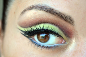 """From my Beyonce """"Countdown"""" Video Inspired Tutorial"""