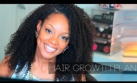 Faster Hair Growth Master Plan! | Natural Hair or Relaxed Hair