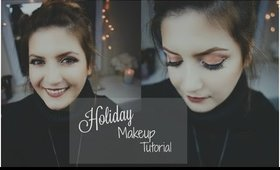 How To: Holiday Makeup Look