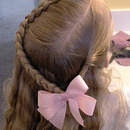 Dutch Braid and Twist Hairstyle