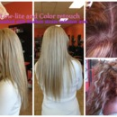 Blonde Retouch