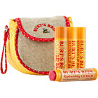 Burt's Bees Lip Balm Purse Pack Gift Set