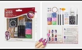 Opening Kiss Nail Art Kit