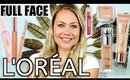 FULL FACE L'ORÉAL | OMG sooo gute Produkte und Dupes (Drogerie Make up Tutorial)