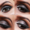 Silver Metallic Eyeliner