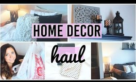 HUGE Home Decor HAUL! TJ Maxx, Target, and more!