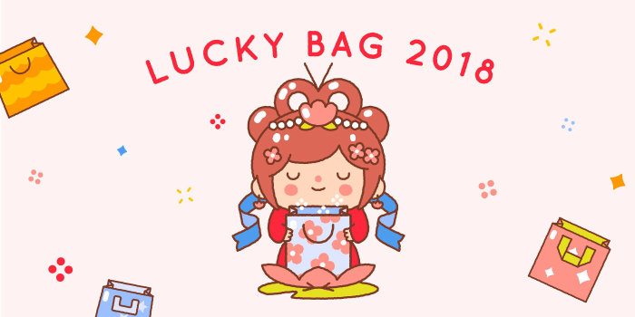 Last chance for Lucky Bags – shop now!