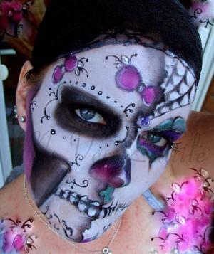 Cute Sugar Skull Version Ms VersZsatile
