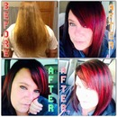 Partial Highlights & In Between Color