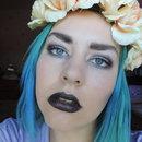 Halloween Makeup (Evil Queen Inspired)