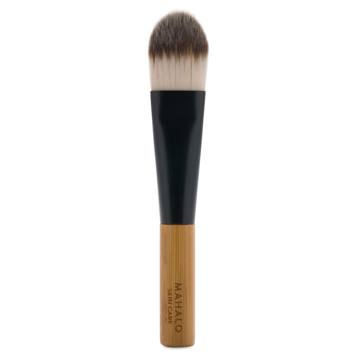 MAHALO Skin Care The Vegan Treatment Brush product swatch.