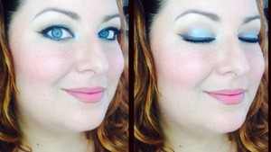 Spring is in the air! Check out this fresh faced look...http://m.youtube.com/watch?v=hK5Y2jfxEwo #fresh #face #girly #ginger #garden #gorgeous #greatskin #gingergirls #bhcosmetics #jordana #covergirl #curvygirls #tattoo #soft #sweet #babyblue #lashes #lips #blogger