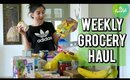 Weekly Grocery Haul - Weight Watchers Freestyle