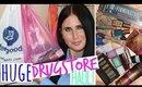 Huge Drugstore Haul - Rimmel, Soap & Glory & More!