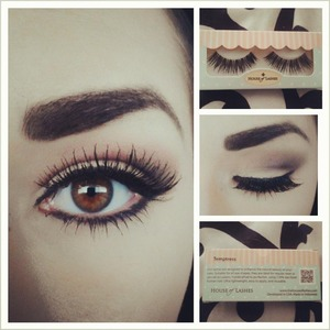 House of Lashes Temptress Lashes! best things i ever bought! AMAZINGGGG