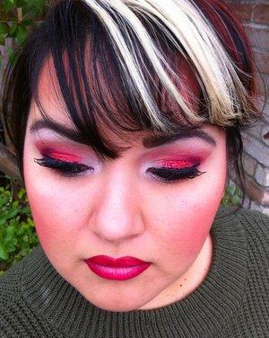 ZUMBA performance Make-up