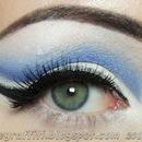 Cotton Blue Eyes