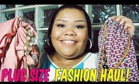 Haul Compras Plus Size / Plus Size Fashion Haul