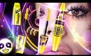 Maybelline Colossal Chaotic  VS Loreal Voluminous Miss Manga Rock Mascara