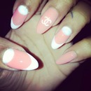 Chanel mani.