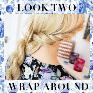 My wrap around rope braid :) Find out how to get the look here: http://bit.ly/1vRpb6u