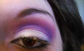 Fantasy Eyes Makeup Tutorial
