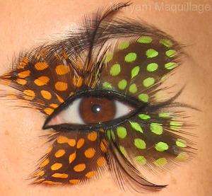 Butterfl-EYE http://www.maryammaquillage.com/2011/10/punky-butterfleye.html