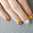 TBT Pokemon Nails