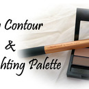 My Contouring & Highlighting Palette