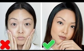 HOW TO: Look Good With Dark Makeup!