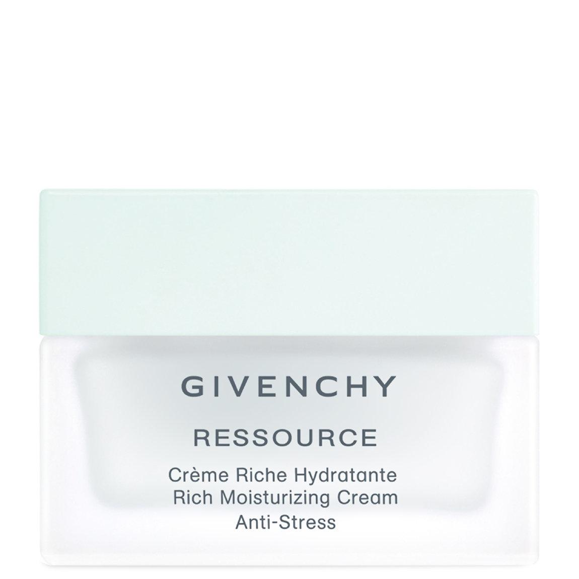 Givenchy Ressource Rich Moisturizing Cream Anti-Stress alternative view 1 - product swatch.