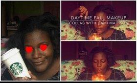 Daytime Fall Makeup 🍂💗