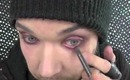 Winter eye makeup tutorial