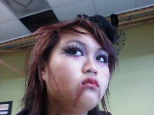 the dance makeup