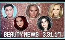 Makeup & Beauty News 3.31.17 (MannyMUA, NikkieTutorials, Kat Von D)