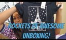 Fall 2017 Rockets of Awesome Unboxing | Size 4/5 Girl
