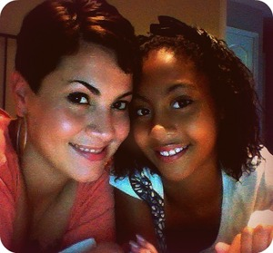 Mommy & Daughter Time :)