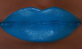 True Blues: The Blue Lipstick Review
