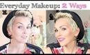Everyday Make-Up to Night Make-Up