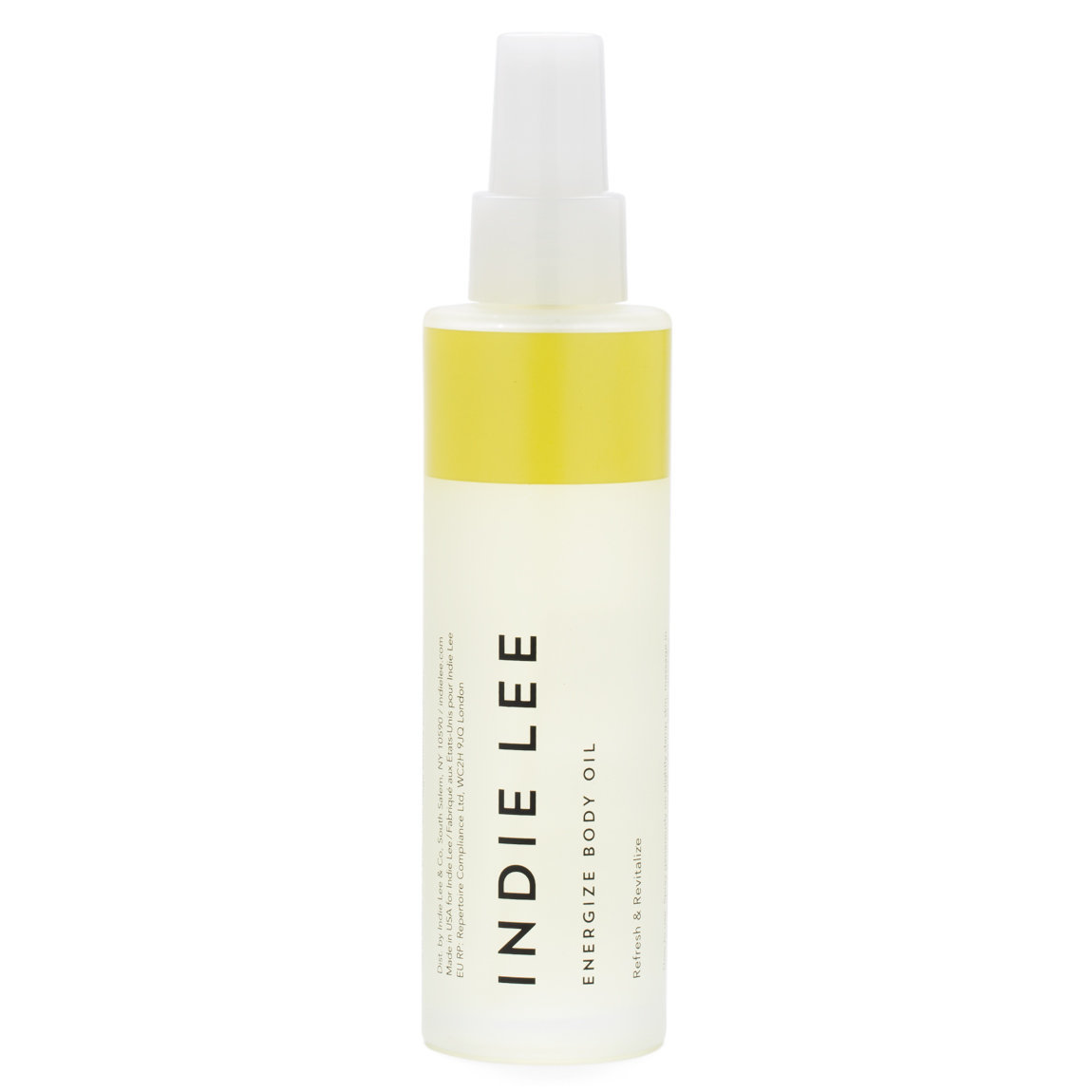 Indie Lee Energize Body Oil alternative view 1 - product swatch.