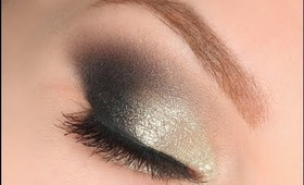 Smoky Eyes Makeup Tutorial with Ellis Faas Light Eyes E301