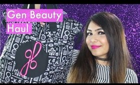 Gen Beauty Swag Bag Haul: Generation Beauty Toronto and Cocktail Party