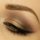 Shimmery Brown
