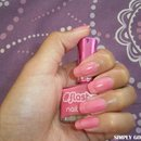 "NOTD: #flashmob ""Pink"" Nail Lacquer"