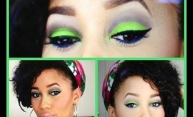 Vibrant Sugarpill Heartbreaker Eyeshadow Tutorial
