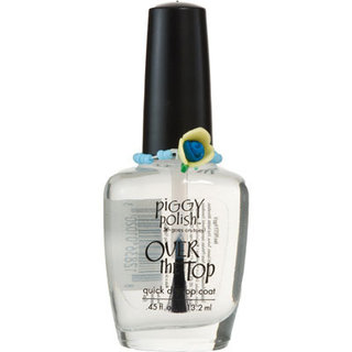 Piggy Polish Over the Top Quick Drying Top Coat