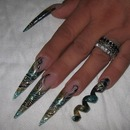 Look at these nails!