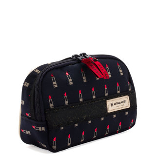 Valiant Rouge Black Small Essential Pouch