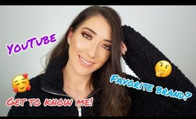 Q&A: HOW I STARTED YOUTUBE, MY BACKGROUND, MY FAVORITE BRAND