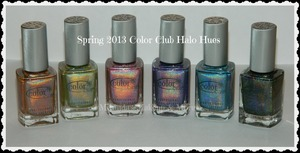 See all the swatches on my blog: http://www.mirandasmakeupandmore.com/2013/01/spring-2013-color-club-halo-hues.html